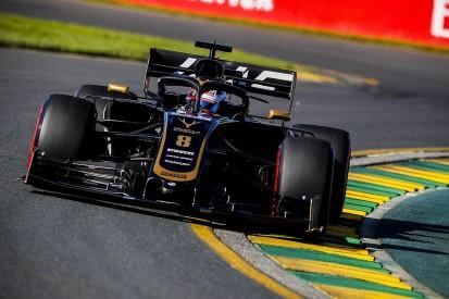 Grosjean reverts to Melbourne-spec Haas for Silverstone