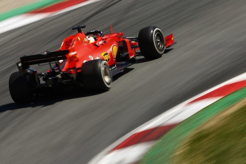 "Ferrari now has ""clarity"" with its F1 car development - Vettel"