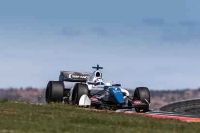 Egor Orudzhev leads very close Formula V8 3.5 test at Aragon