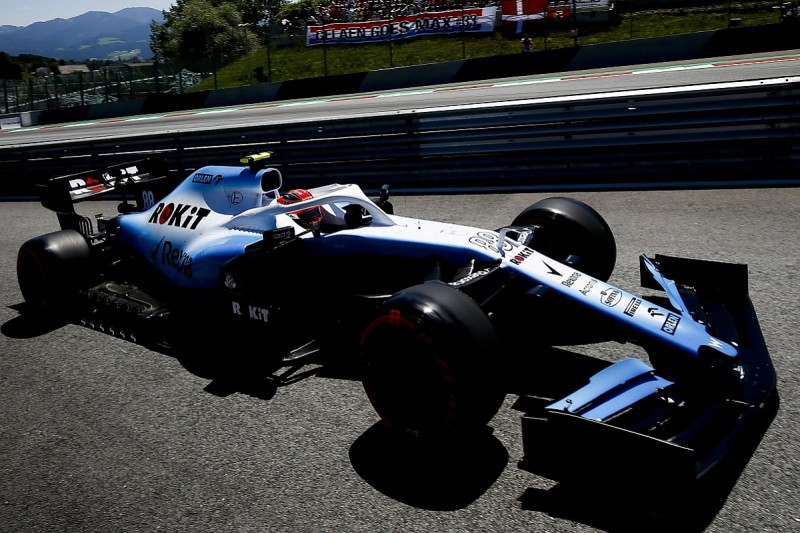 Williams extends F1 deal with title sponsor ROKiT until end of 2023