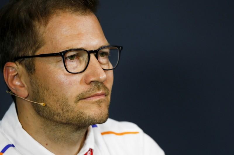 "No more ""matrix"" management structure at McLaren Formula 1 team"