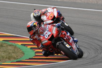 Ducati 'can't think' about fighting Marquez in next MotoGP races