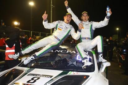 Bentley's Soucek and Soulet grab surprise Misano Blancpain win