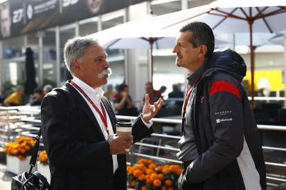 Formula 1's engine rule changes are to entice new teams - Carey