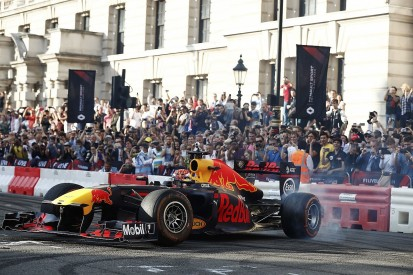 """Horner says London F1 race would need to """"go past Buckingham Palace"""""""