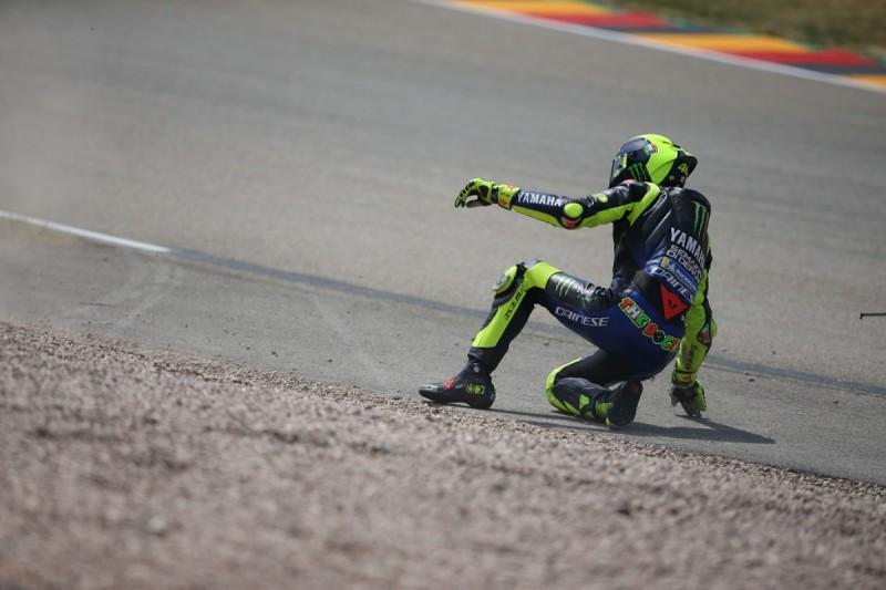 Valentino Rossi can't blame his age for current MotoGP slump