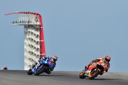 Marc Marquez starts Austin MotoGP weekend on top in practice