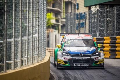 Macau WTCC: Mehdi Bennani wins as Michelisz crash blocks track