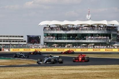 Silverstone signs new F1 deal to run British Grand Prix until 2024