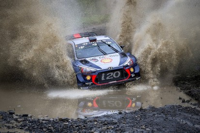 WRC Rally Australia: Neuville dominates as rivals falter