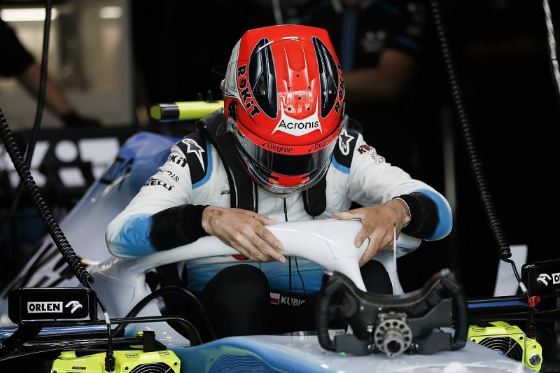 """Kubica: Williams F1 woes cast """"shadow"""" on my comeback achievement"""