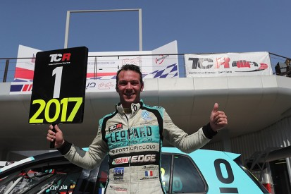 Vernay seals TCR International title with podium