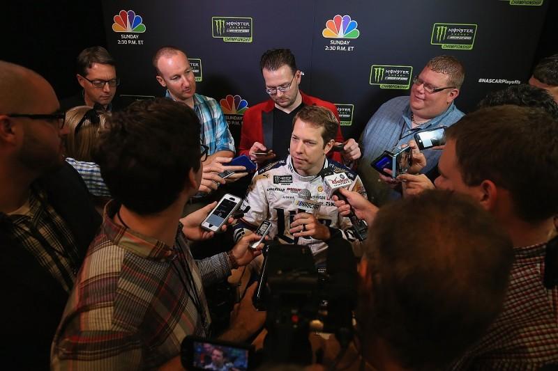 NASCAR Cup title chance strange given 2017 form - Brad Keselowski