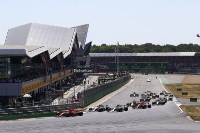 Controversial Silverstone DRS zone dropped for British Grand Prix