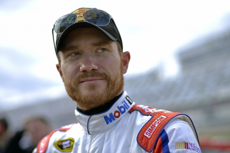 NASCAR driver Vickers in talks for SPM Indianapolis 500 drive