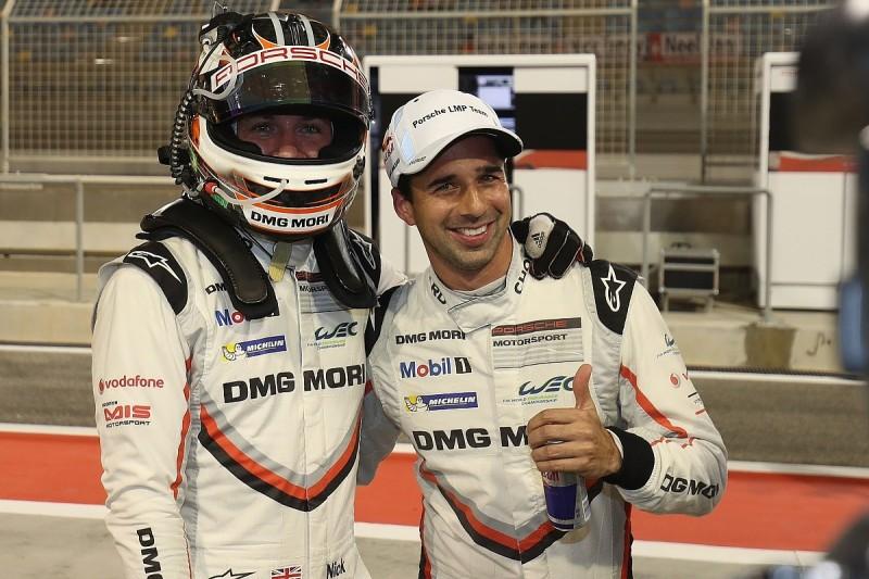 WEC Bahrain: Tandy, Jani score final Porsche LMP1 pole