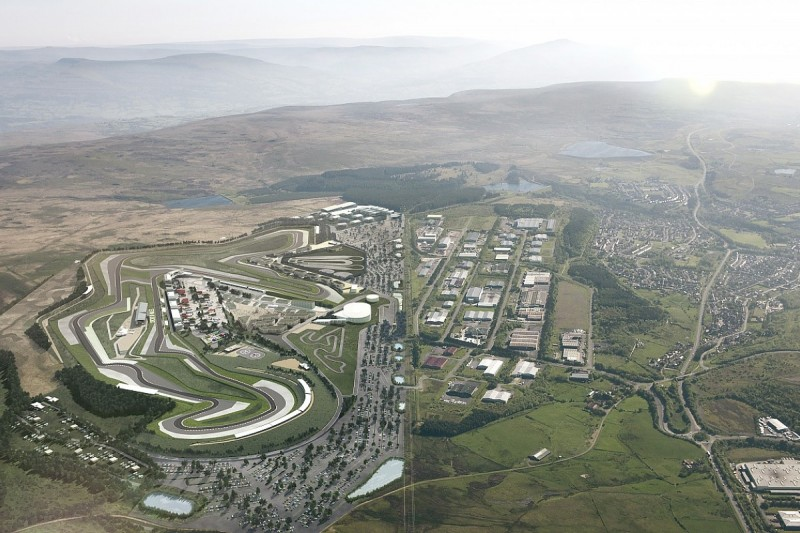 Circuit of Wales preparing new model after Welsh Government setback
