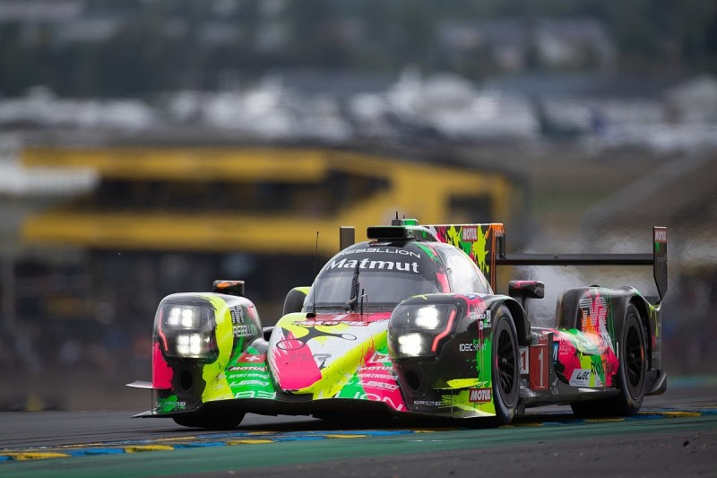 Rebellion, Ginetta to field two LMP1 cars at WEC pre-season test