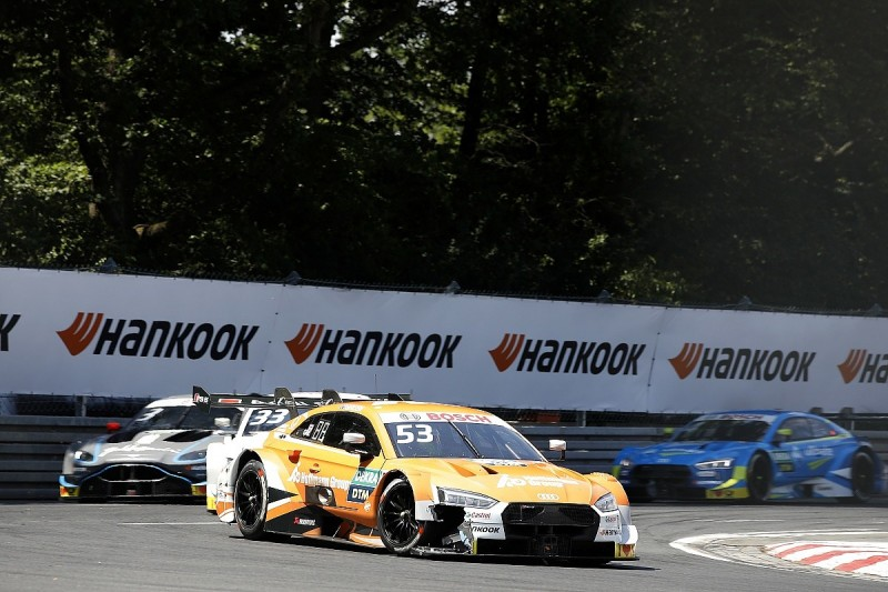 Green feared appendicitis operation might stall 2019 DTM momentum
