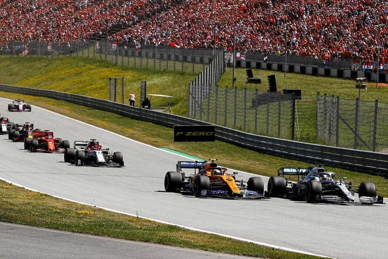 """Seidl: Budget cap """"only way"""" McLaren can fight F1's big three again"""