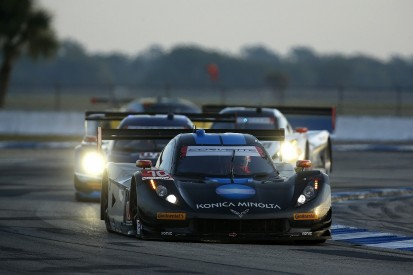 IMSA plays down rift with Le Mans over LMP2-based DPi concept