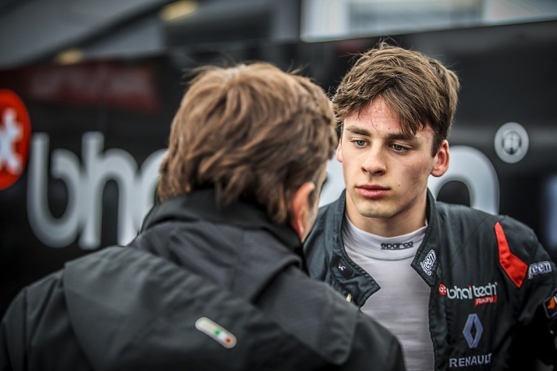 Jenzer brings Renault Eurocup driver into Silverstone FIA F3 line-up