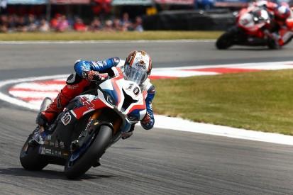 "Five-time TT winner Hickman ""content"" with World Superbike return"