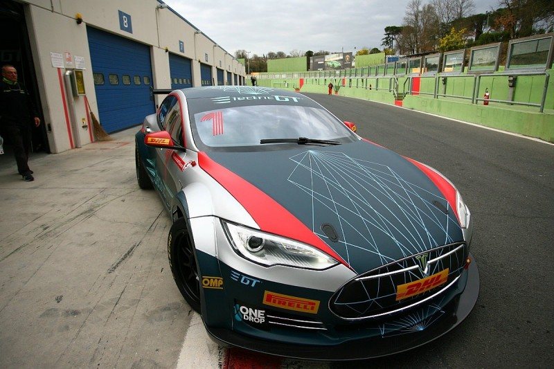Electric GT Championship announces first team for 2018 season