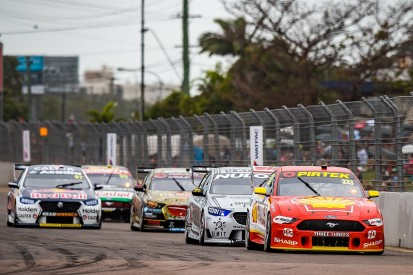 Supercars makes further parity changes to Ford, Nissan and Holden