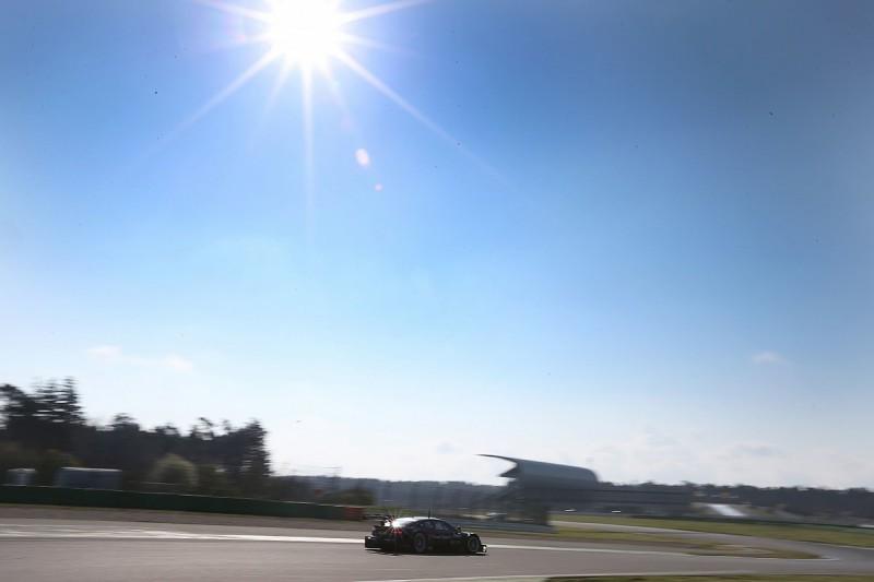 Mattias Ekstrom puts Audi on top as 2017 tyres appear in DTM test