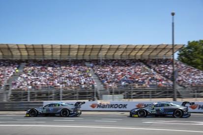 "Aston team's Norisring DTM Sunday ""sobering"" after best results yet"