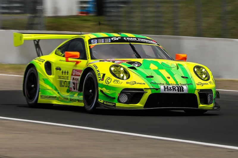 Porsche's runner-up excluded fortnight after Nurburgring 24 Hours