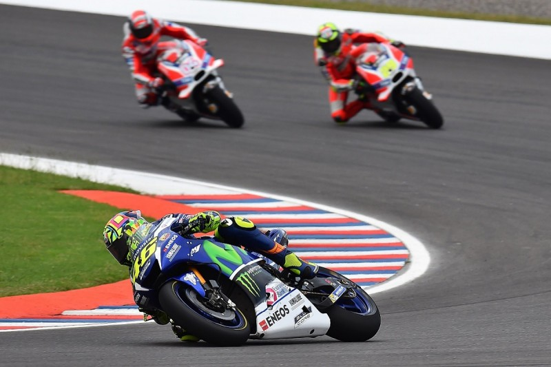 Ducati has a role to play to fix MotoGP tyre problems, Rossi says