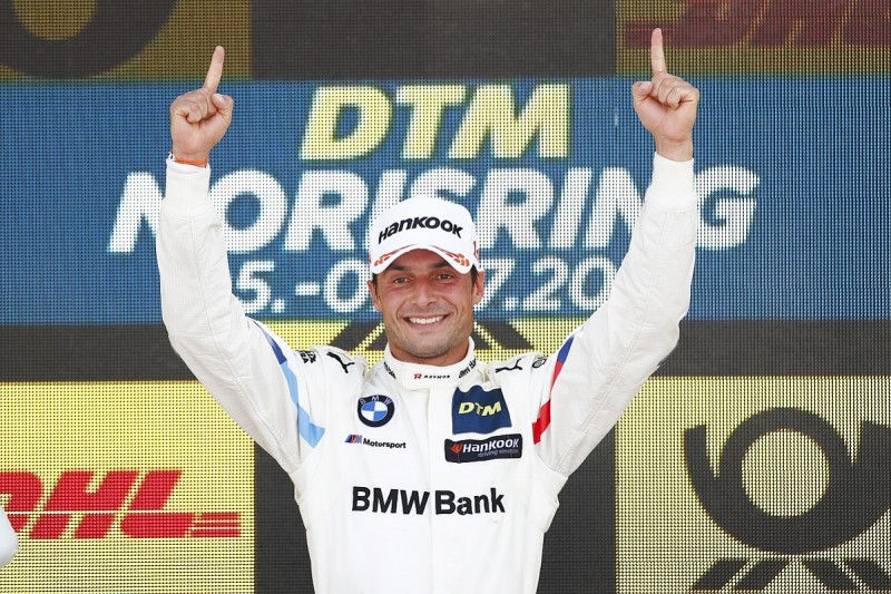 BMW's Bruno Spengler ends two-year DTM win drought at Norisring