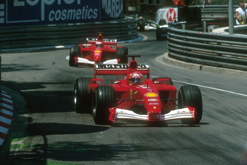 Michael Schumacher's 2001 Monaco GP winning F1 car sells for $7m