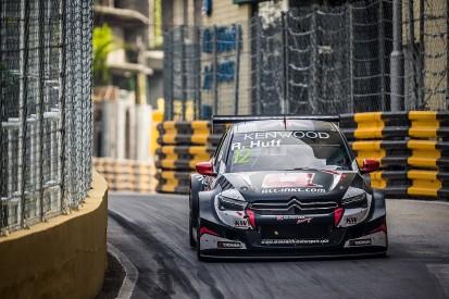 Macau WTCC: Rob Huff puts Munnich Citroen on pole with record lap