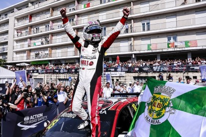 WTCR Vila Real: Tiago Montiero gets first win since injury return