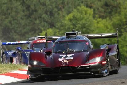 Mazda seals IMSA SportsCar victory at Mosport after late restart