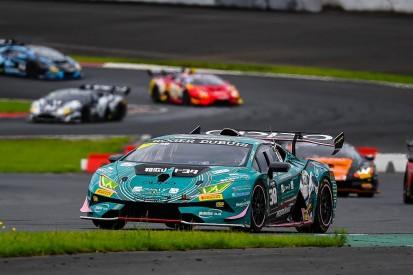 Hojust's Yazid/Ochiai win at Fuji in Lamborghini Super Trofeo Asia