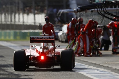 Ferrari F1 team cleared of using coded pitboard message