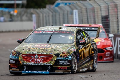 Supercars Townsville: McLaughlin, Reynolds argue over their clash