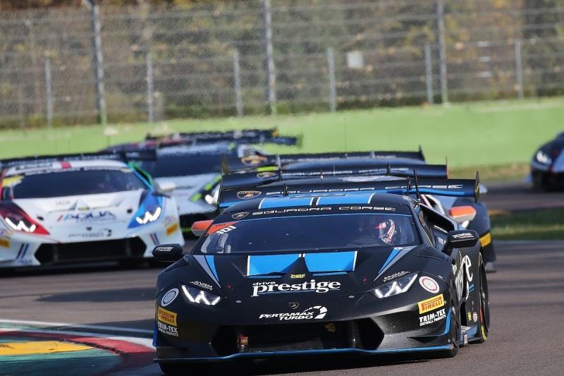 Lamborghini World Finals: Agostini and Hindman win American title