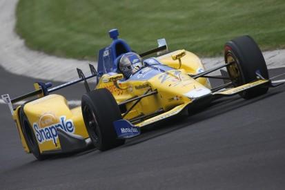 IndyCar split over 'domed skids' tweak to avoid airborne crashes