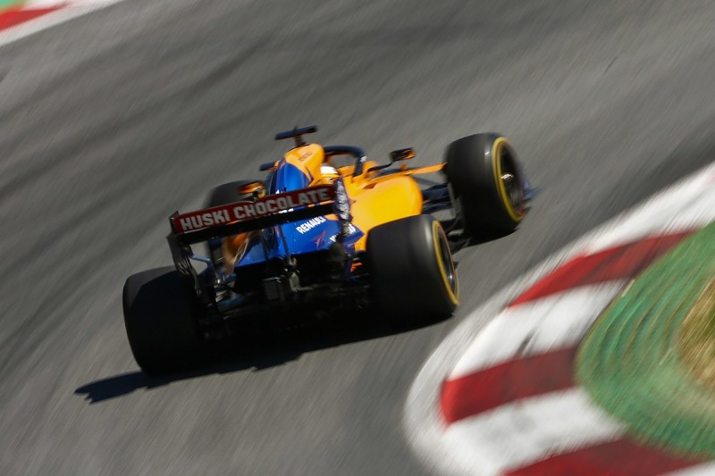 Carlos Sainz Jr: McLaren's Spanish GP F1 updates now paying off