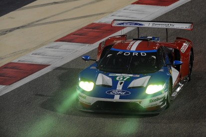 World Endurance Championship BoP stacked against Ford GT - Priaulx