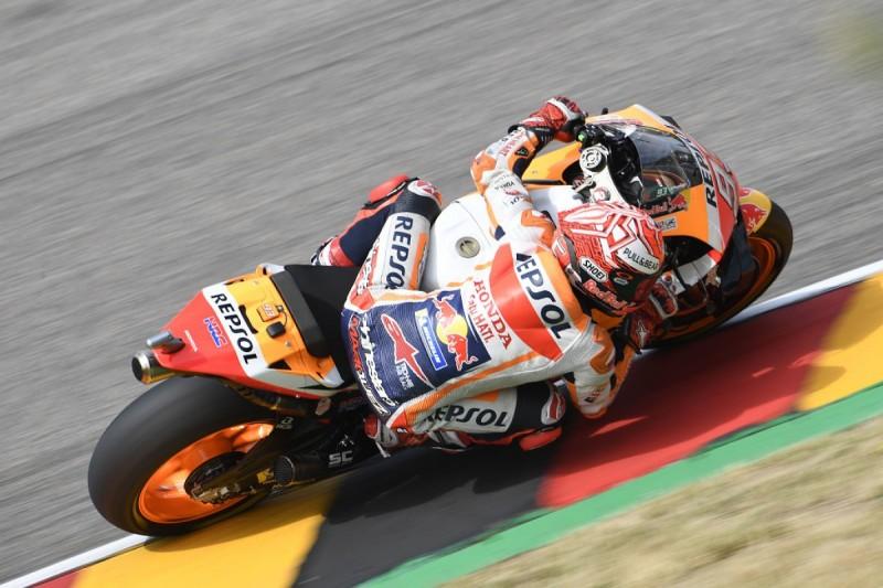 Marquez willing to sacrifice Germany MotoGP streak for title hopes