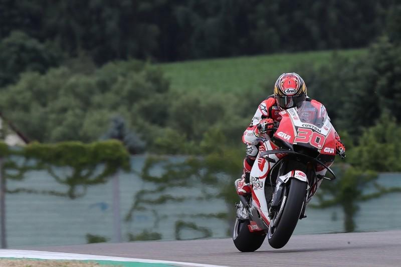 Nakagami: Every Sachsenring MotoGP corner felt like bones breaking
