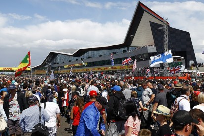 Second bidder comes forward for potential Silverstone sale