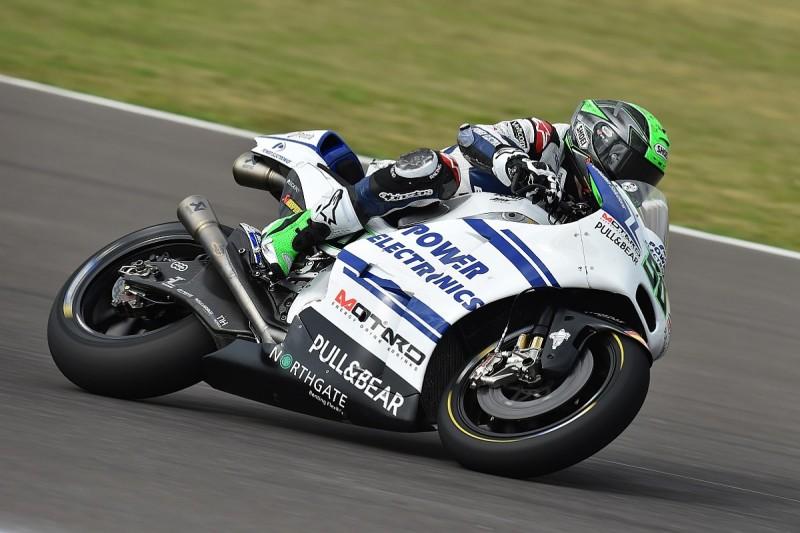 Eugene Laverty repaying Aspar's faith after tough MotoGP winter