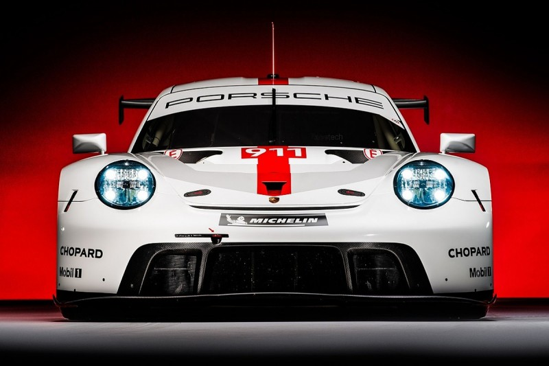 Porsche reveals updated 911 RSR for WEC and IMSA campaigns